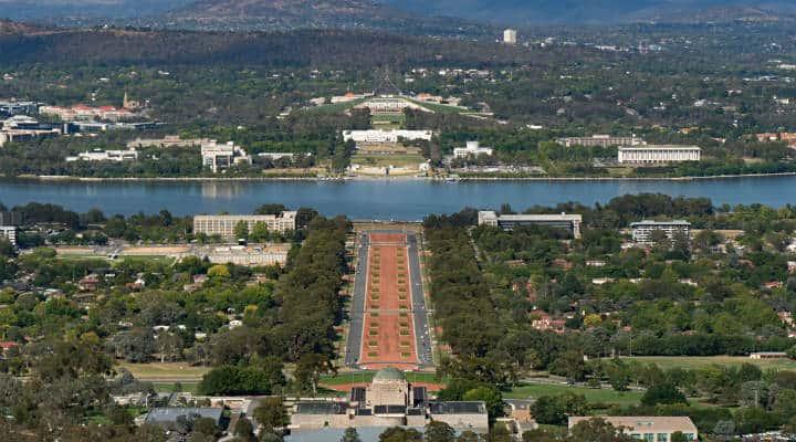 Canberra gay