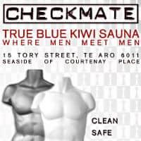 Checkmate Sauna