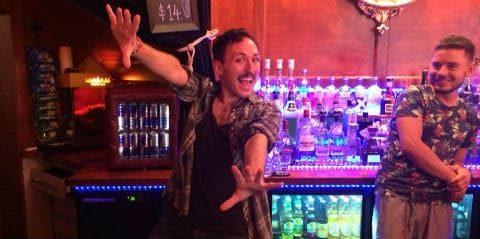 The Eagle Bar