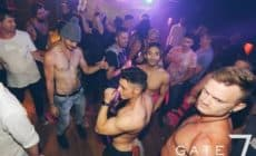 Gate 7 @ Seven gay-dansclub in Melbourne