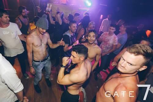 Club di ballo gay di Melbourne