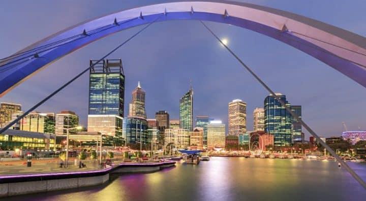 Gay Perth · Hotels