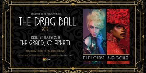 The Drag Ball 2019 (Clapham Grand, London)
