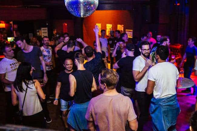 Gay Parties and Events in Sydney