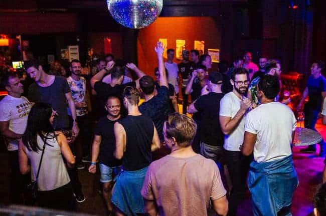 Homoseksuelle fester og begivenheder i Sydney