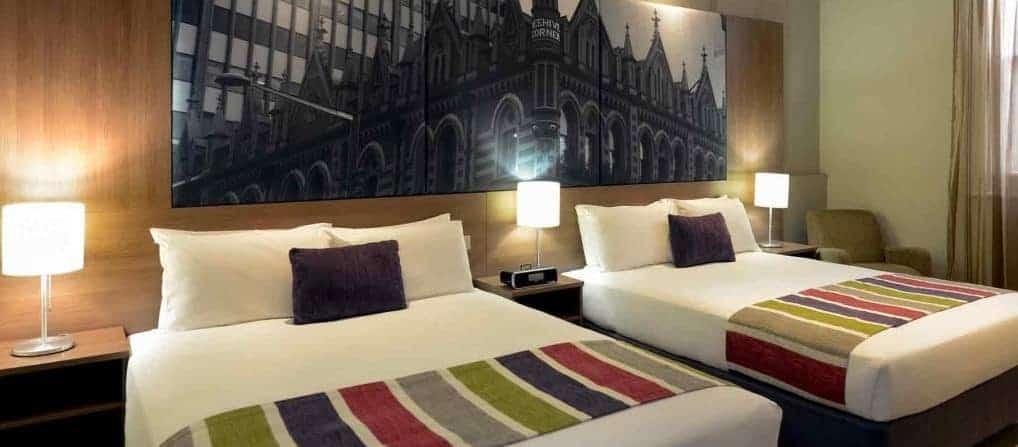 imagem do Mercure Grosvenor Hotel