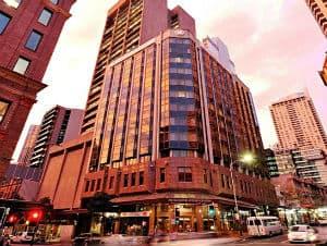 Metro Hotel Marlow Sydney Central