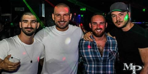 MP's Night Club – CLOSED