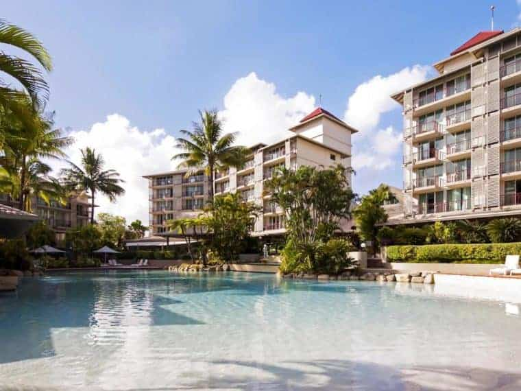Novotel Cairns Oasis Resort Cairns