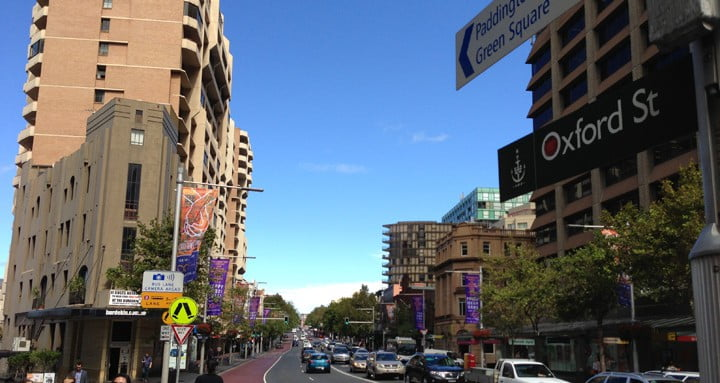 Oxford Street Sydney