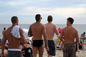 ชายหาดยอดนิยมของชาวเกย์ในเพิร์ท