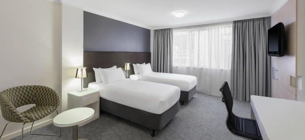 imagem do Rendezvous Hotel Perth Central