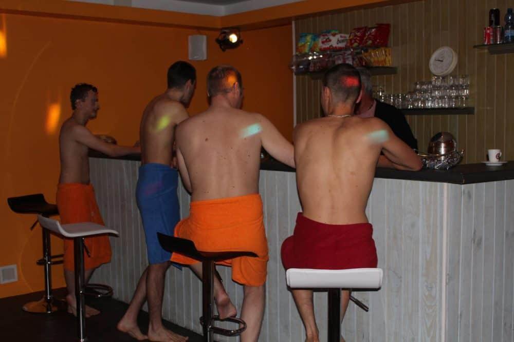 Nancy Gay Saunas