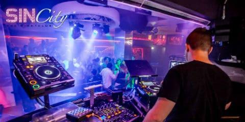TravelGay raccomandazione SinCity Nightclub