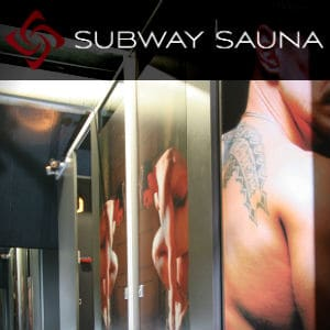 Sauna do metrô