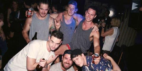 Adelaide LGBT-populære danseklubber