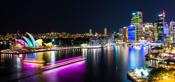 Sydney-di-notte