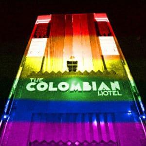 L'hotel colombiano