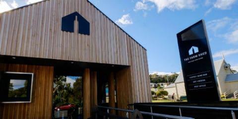 The Farm Shed East Coast Wine Center