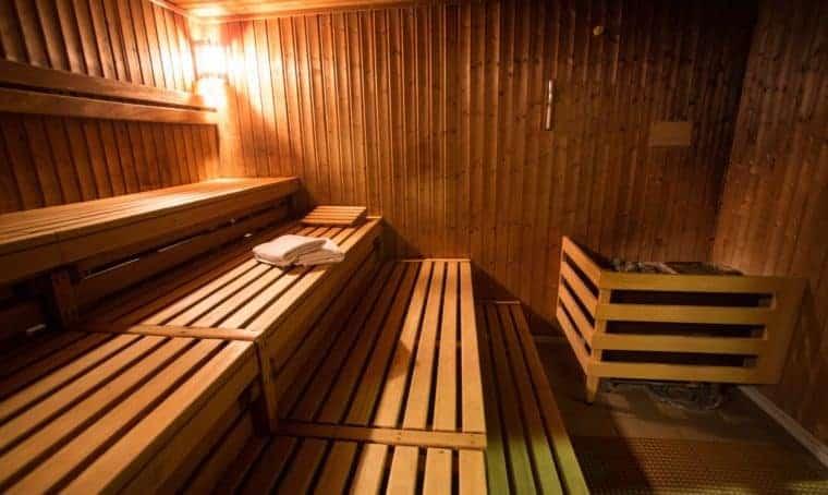 Sauna gay spa