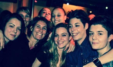 So What Paris lesbian bar