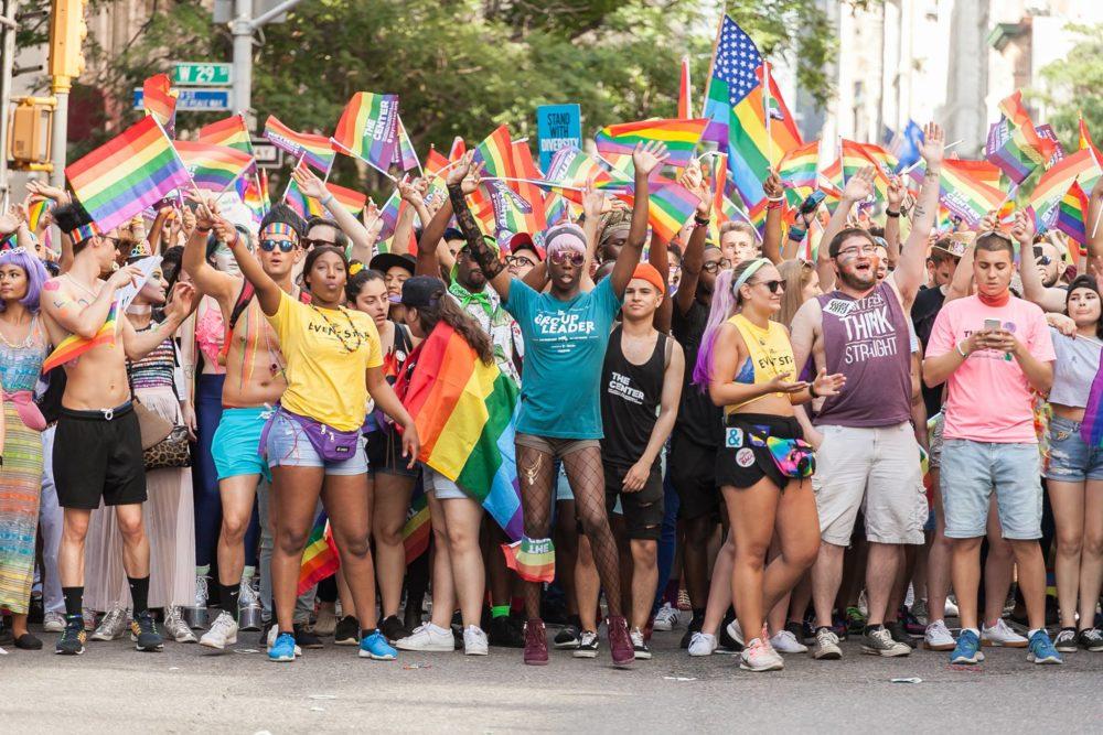 مثلي الجنس نيويورك · الجذب