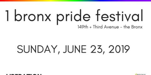 Bronx Pride Festival - 2019