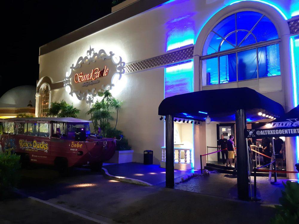 Globe Nightclub Guam