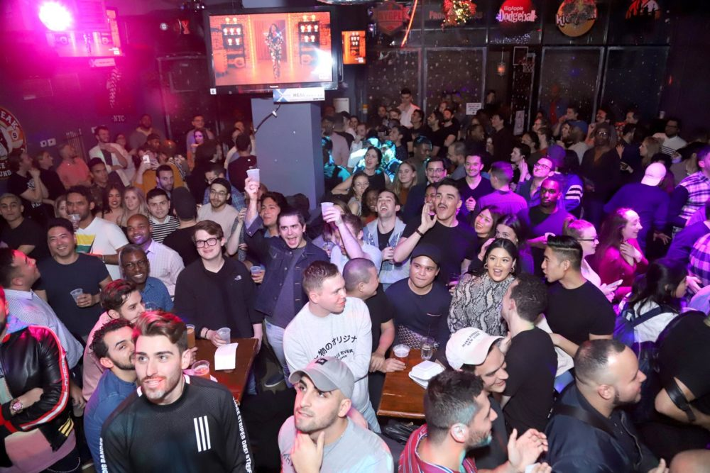 Boxers NYC - Washington Heights