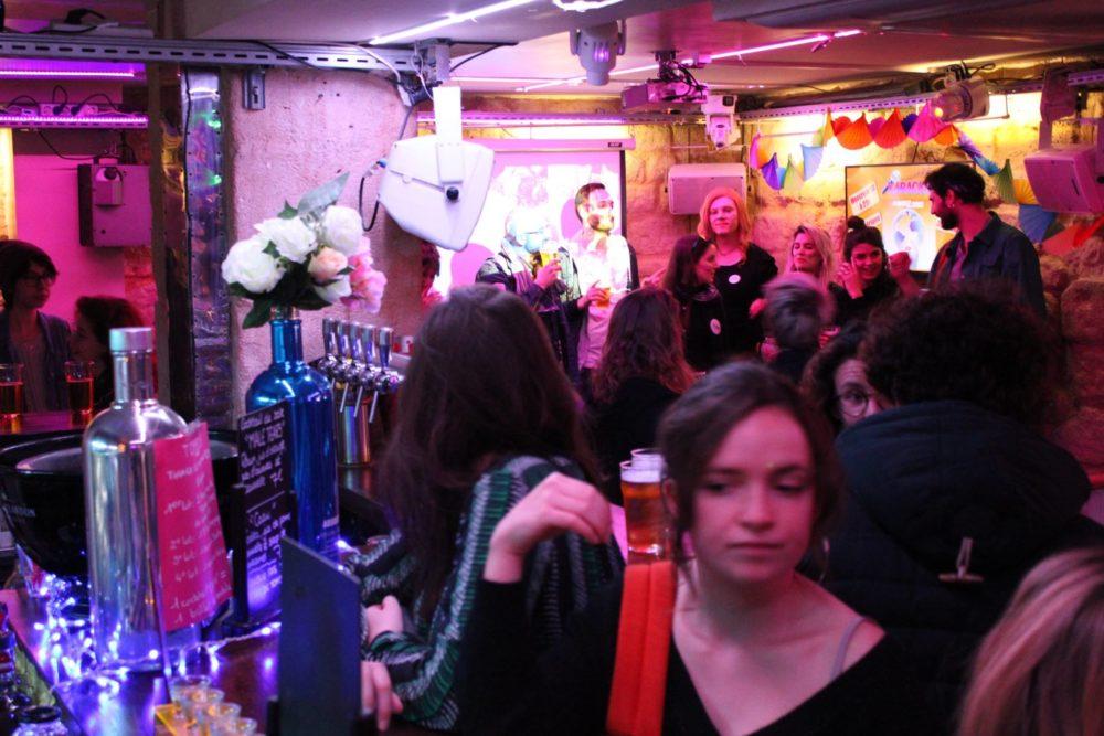 Paris Lesbian Bars & Clubs