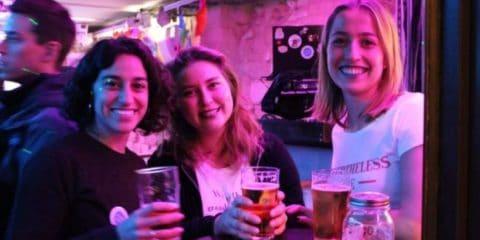 3W Kafe Paris Lesbenbar
