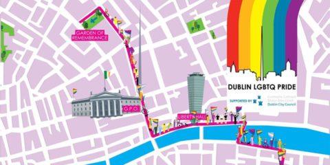 Kebanggaan Dublin 2019