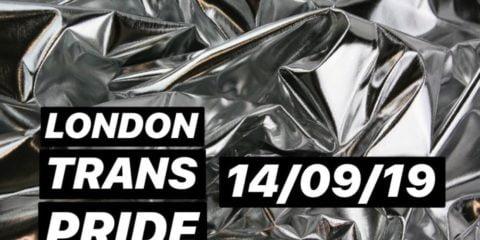 Londen Trans Pride 2019