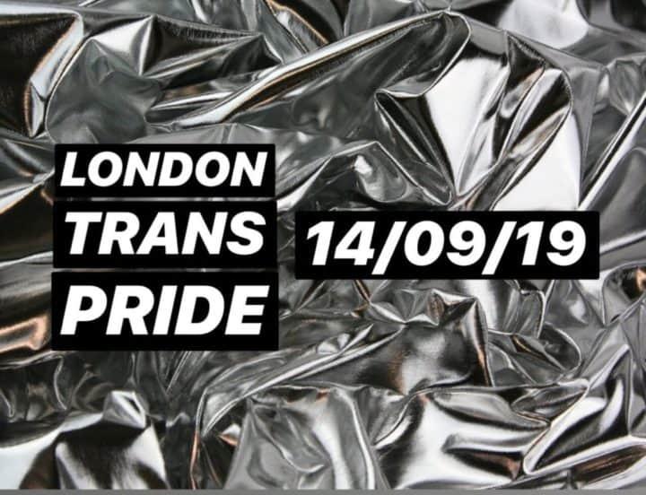 London Trans Pride 2019 - Travel Gay