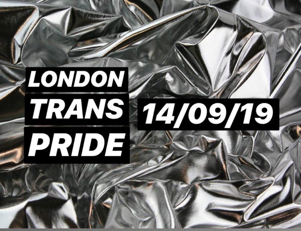 London Trans Pride 2022