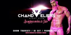 Chandelier Night Club
