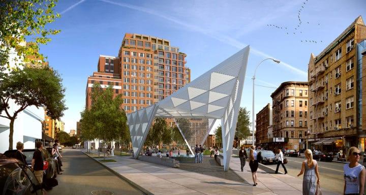 النصب التذكاري لمدينة نيويورك للإيدز