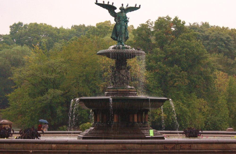 TravelGay recommendation Bethesda Fountain