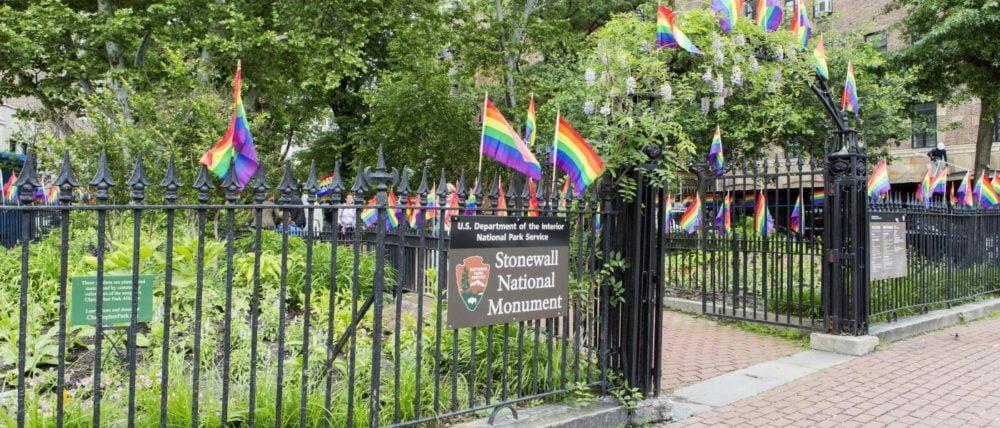 TravelGay anbefaling Stonewall National Monument