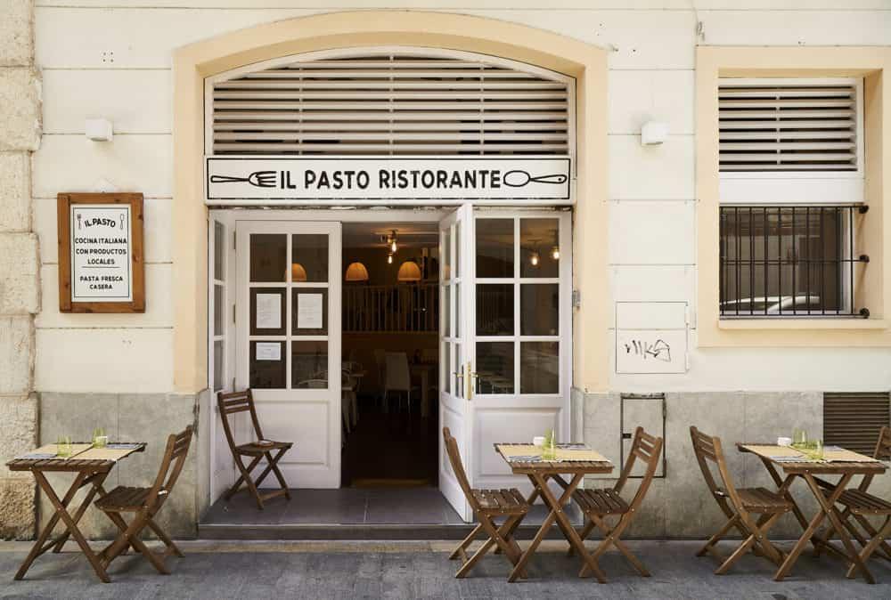 TravelGay توصية Il Pasto