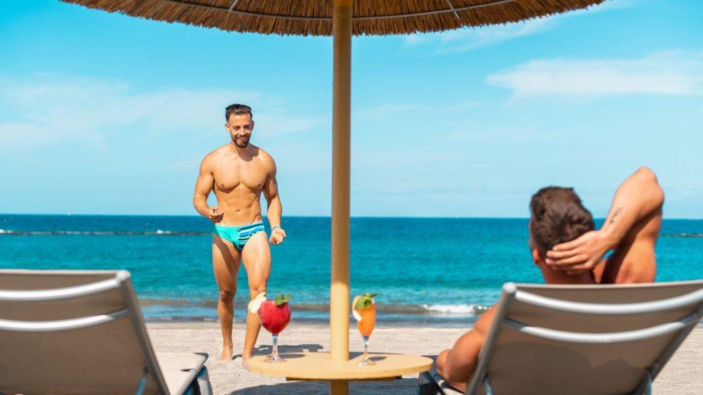 TravelGay anbefaling Fiji Beach Club
