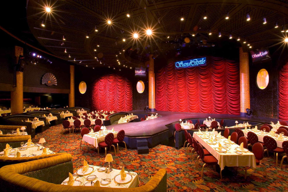 TravelGay anbefaling SandCastle Dinner And Theatre