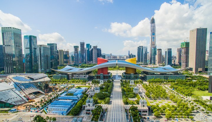 同志深圳·城市向导
