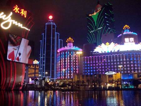 Gay Macau · Attractions