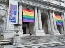 Amor y resistencia: Stonewall 50 @ NYC Public Library