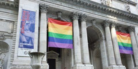 Kjærlighet og motstand: Stonewall 50 @ NYC Public Library