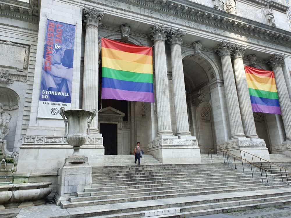 LGBT+ Landmarks In New York