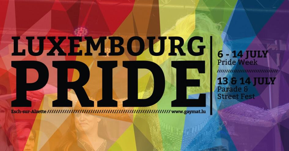 Luxembourg Pride 2022