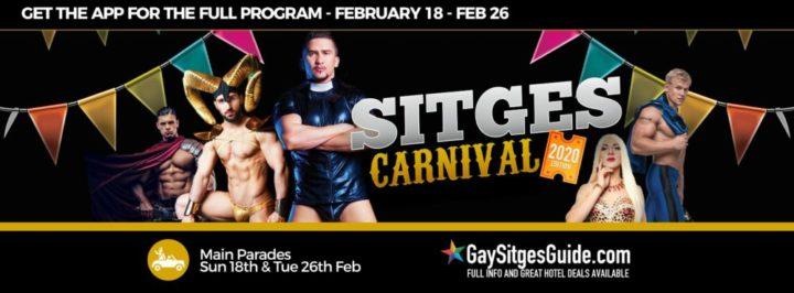 Sitges Carnival 2020