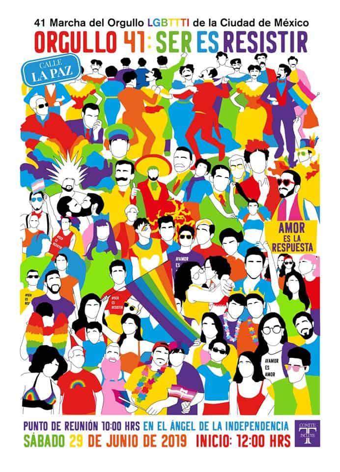 Pride Mexico City 2022